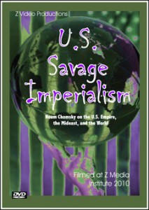 U.S. Savage Imperialism: Noam Chomsky on the U.S. Empire, the Mideast, and the World